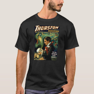 T-shirt Thurston - les spiritueux reviennent-ils ?