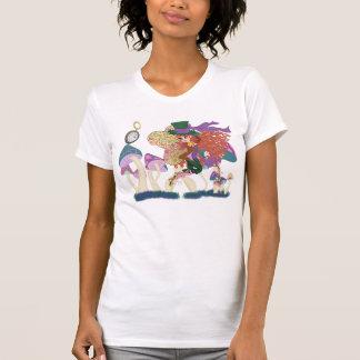 T-shirt Tia la chemise de parodie de Faery de thé