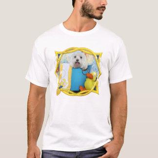 T-shirt Tia - maltais