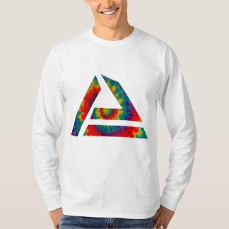 T-shirt Tiedie de chemise d'hiver (homme)