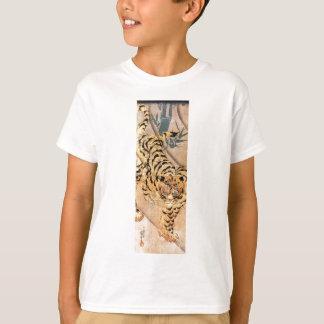 T-shirt Tigre par Utagawa Kuniyoshi