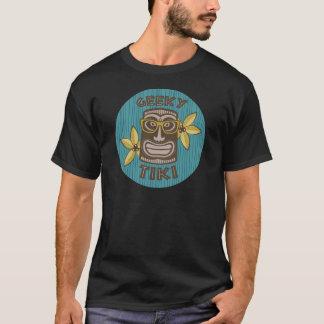 T-shirt Tiki Geeky