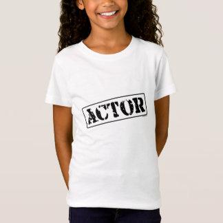 T-Shirt Timbre d'acteur