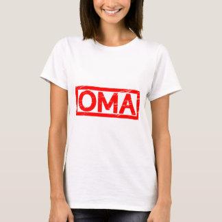 T-shirt Timbre d'Oma
