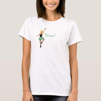 """T-shirt Tina """"danse !"""" T des femmes légères d'aile-de"""
