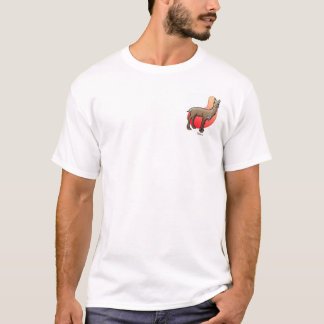 T-shirt Tina le lama