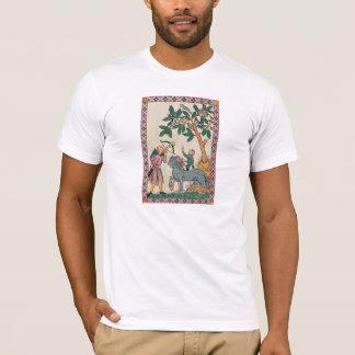 T-shirt Tir à l'arc médiéval - voler des oiseaux