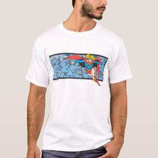 T-shirt Tirs principaux de Supergirl