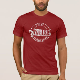 T-shirt Titre de plage de Rockport