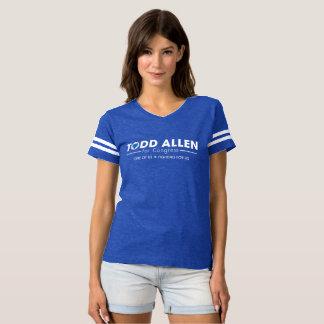 T-shirt Todd Allen pour le logo du congrès : Étable du