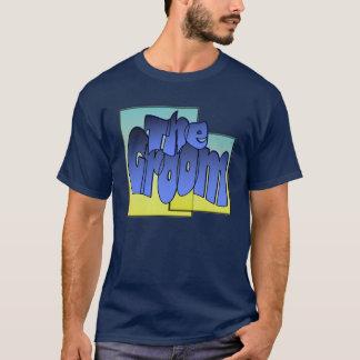 T-shirt Toilettez dans l'obscurité de style de carcasse