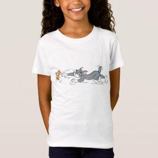 T-Shirt Tom et chasse de Jerry