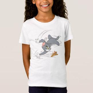 T-Shirt Tom et tour de chasse de Jerry