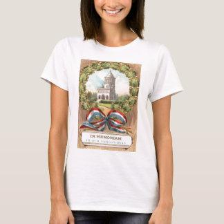 T-shirt Tomb Wreath du Président Garfield