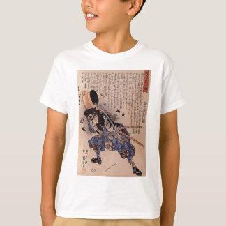 T-shirt Tomimori Sukeemon Masakat esquivant un brasero