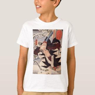 T-shirt Tominomori par Utagawa Kuniyoshi