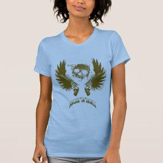 T-shirt Top Rock Guns
