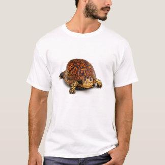 T-shirt Tortue de boîte