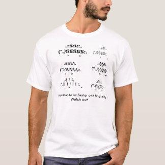 T-shirt Tortue de ponctuation