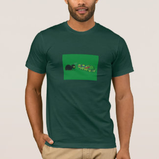 T-shirt tortues