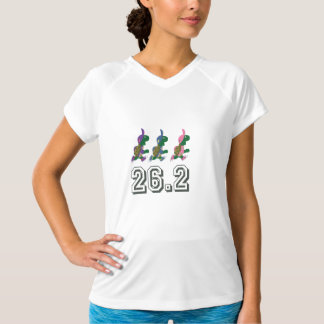 T-shirt Tortues courantes 26,2