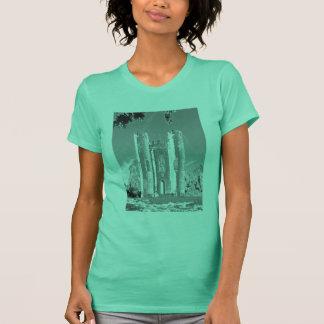 T-shirt Tour d'argent du château du château de Blaise