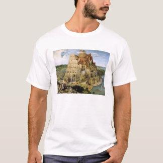 T-shirt : Tour de Babel - Pieter Bruegel