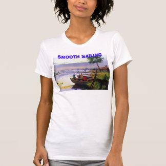 T-shirt tour de bateau à Lagos, NAVIGATION DOUCE