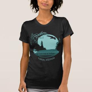 T-shirt Tour de clair de lune de pêcheurs