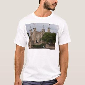 T-shirt Tour de Londres Angleterre vue de l'autre côté de