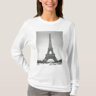 T-shirt Tour Eiffel, 1887-89