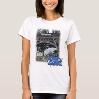T-shirt Tour Eiffel de Paris