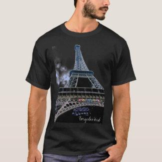 T-shirt Tour Eiffel, Paris