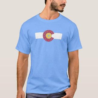 T-shirt Tour le Colorado (cassette de bicyclette)