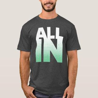 T-shirt Tous dedans