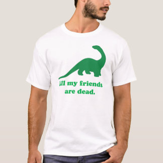 T-shirt Tous mes amis