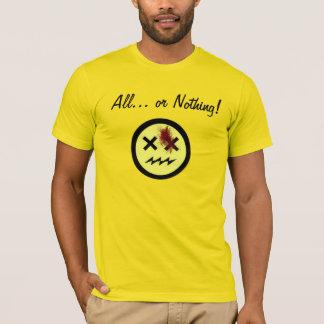 T-shirt Tous… ou rien !
