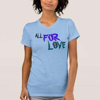 T-shirt Tous pour l'amour