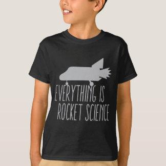 T-shirt Tout est des ÉTUDES SPATIALES