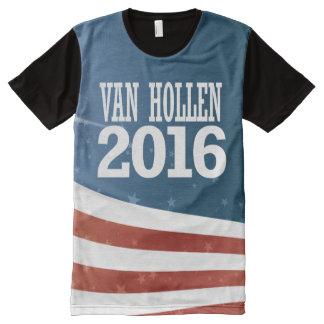 T-shirt Tout Imprimé Chris Van Hollen 2016
