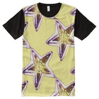 T-shirt Tout Imprimé Quelle étoile !