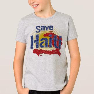 T-shirt TOUT LE montant va à la CROIX-ROUGE - sauvez le