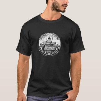 T-shirt Tout l'oeil voyant, pièce en t d'Illuminati