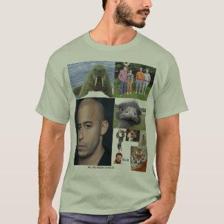 T-shirt Tout que je sais est chemise de capot