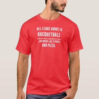 T-shirt Tout soin d'I est environ des sports de