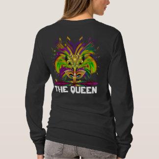 T-shirt Toute l'obscurité de femmes de styles 4 notes de
