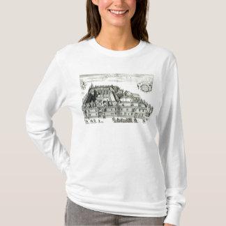 T-shirt Toutes les âmes université, Université d'Oxford,