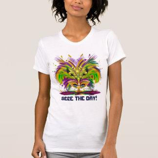 T-shirt Toutes les notes de vue de la lumière 2 de femmes