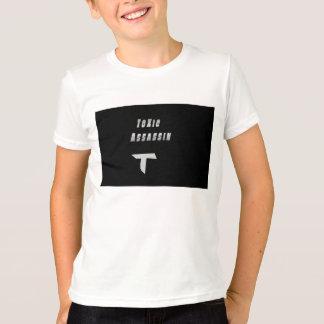 T-shirt toxique d'assassin