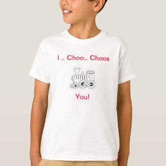 T-shirt toy-train-720, I. Choo. Choos, vous !